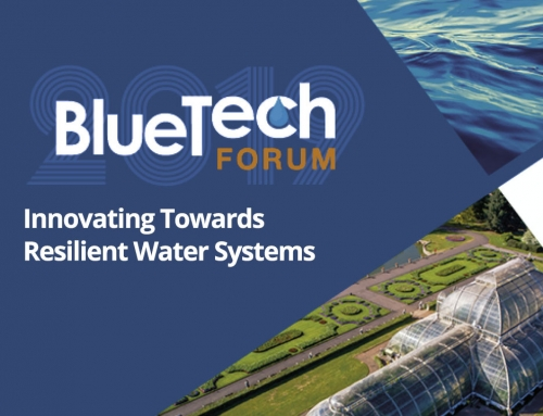 Sensileau at the BlueTech Forum 2019