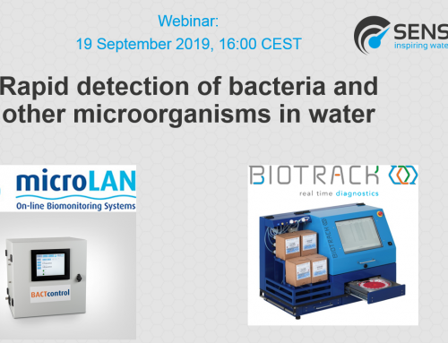 Webinar: Rapid detection of bacteria and other microorganisms in water