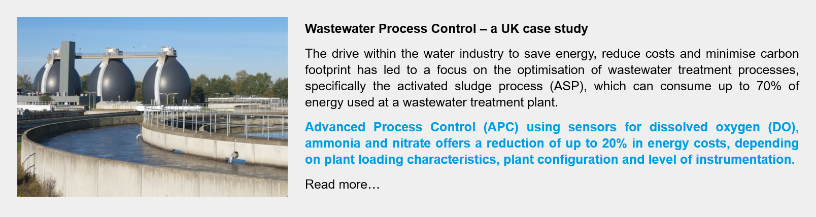 Download Showcase 008 - wastewater process control